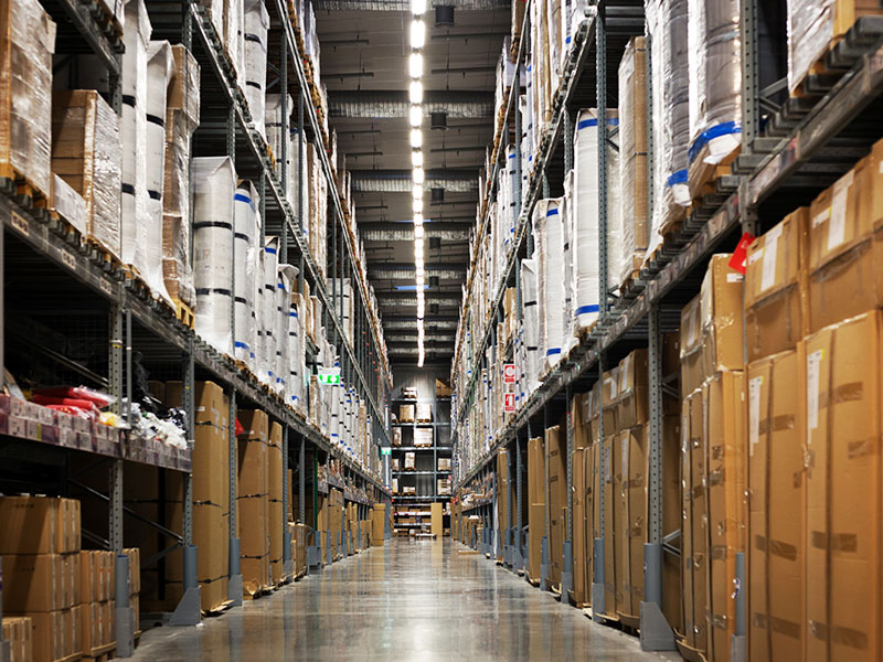 Fulfillment, Warehouse Logistics and Distribution